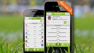 DIE FUSSBALL.DE APP – Deutschlands umfassendste Fußball App!