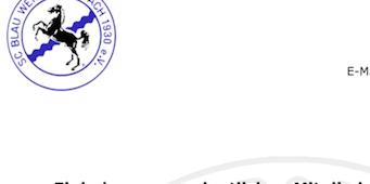 Einladung zur ordentlichen Mitgliederversammlung 2015